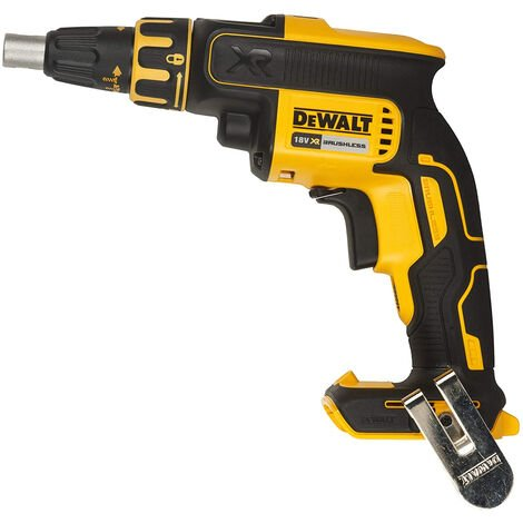 DeWalt DCF620N 18V Li-ion Brushless Drywall Screwdriver Body Only:18V