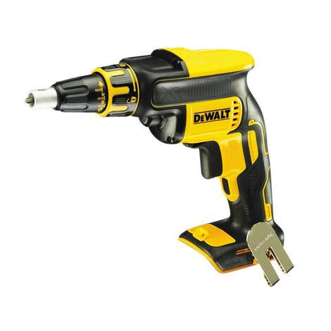 DeWalt DCF620N Brushless Drywall Screwdriver 18 Volt Bare Unit
