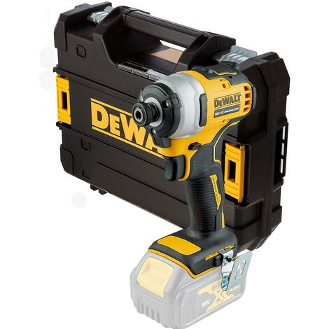 Dewalt DCF809N 18v XR Brushless Impact Driver + Tstak - Bare RP DCF886N DCF887N