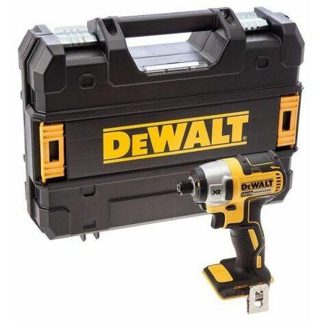 DeWalt DCF887NT 18V Li-Ion batería Atornillador impacto en TSTAK - sin escobillas