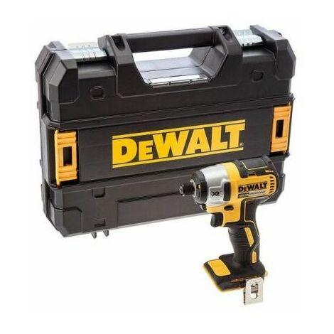 DeWalt DCF887NT Visseuse à chocs à batteries 18V Li-Ion (machine seule) dans TSTAK - moteur sans charbon