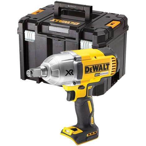 Dewalt DCF899N 18v Brushless High Torque Impact Wrench with Tstak Carry Case