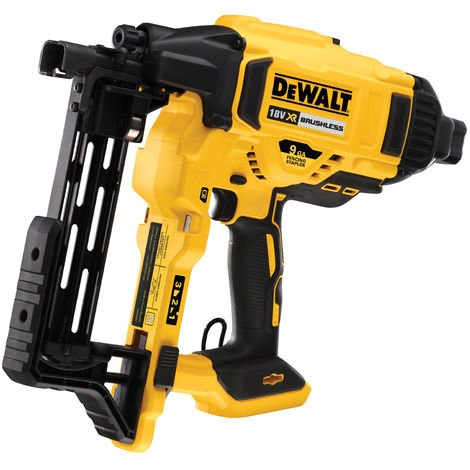 Dewalt DCFS950N 18V XR Brushless 9-Gauge Fencing Stapler Body Only:18V