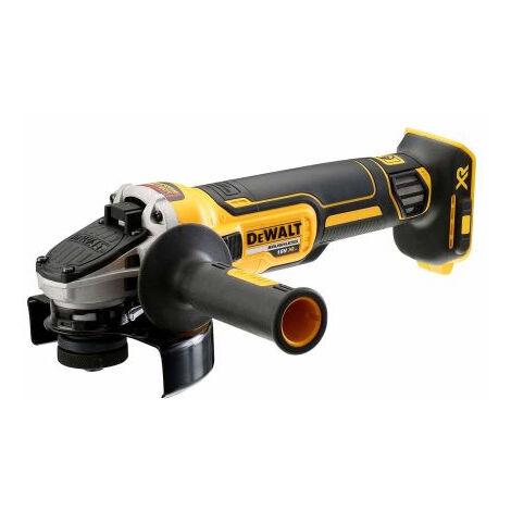 DeWalt DCG 405 NT 18 V 125 mm Meuleuse sans fil Brushless avec boîtier TStak - sans Batterie, ni Chargeur