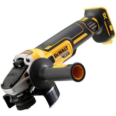 DeWalt DCG405N 18V XR Brushless 125mm Angle Grinder Body Only:18V