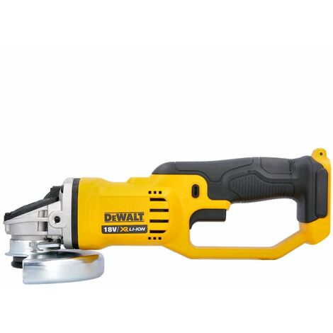 DeWalt DCG412N 18V XR Angle Grinder Bare Unit 125mm