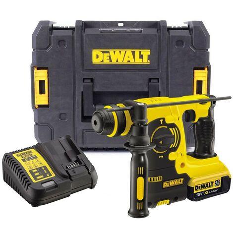 Dewalt DCH253M1 18v 3kg SDS+ Rotary Hammer Drill 1 x 4.0ah Battery Charger +Case