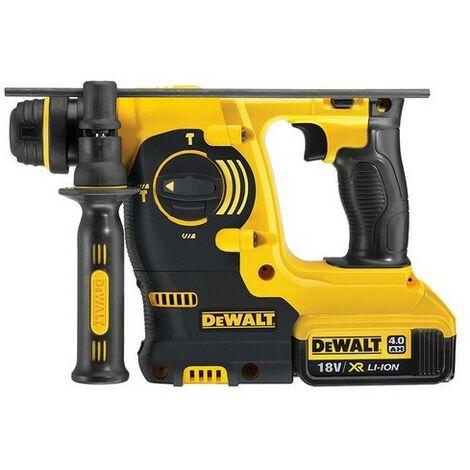 "main image of ""DeWalt DCH253M2 18 Volt XR Li-ion SDS+ 3 Mode Hammer Drill 2 x 4.0Ah Batts"""