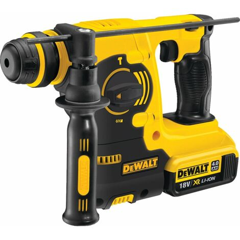 DeWalt DCH253M2 XR 18v Cordless SDS Hammer Drill with 2 x 4.0Ah Batteries