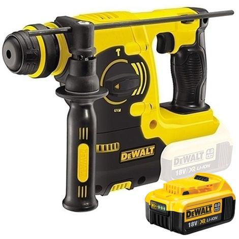 Dewalt DCH253N XR 18V SDS+ Rotary Hammer Drill Kit 1 x 4.0Ah Battery:18V