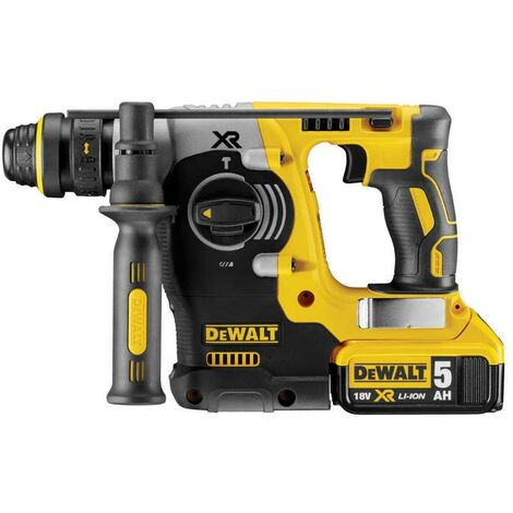 DeWALT DCH273P2-GB 18v Brushless SDS Hammer 2x 5Ah Batts