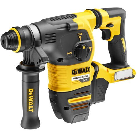 Dewalt DCH333N 18/54V XR Brushless SDS+ Hammer Drill Body Only