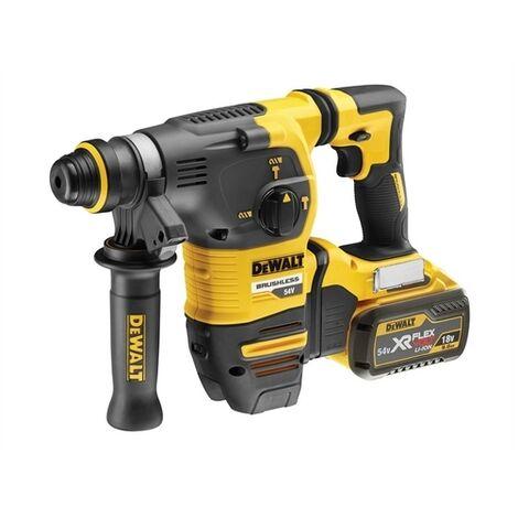DEWALT DCH333X2-GB FlexVolt XR Brushless SDS-Plus Hammer 54 Volt 2 x 9.0/3.0Ah Li-Ion