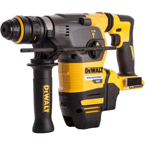 Dewalt DCH334N XR Flexvolt 54v Brushless SDS+ Rotary Hammer Body Only