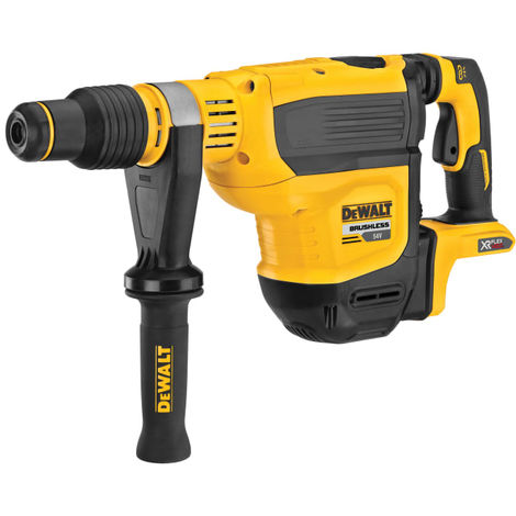 DeWalt DCH614N XR FlexVolt SDS Max Hammer Drill 18/54V Bare Unit