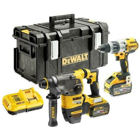 DeWalt DCK2033X2 Brushless FlexVolt XR Twin Pack 18/54V 2 x 9.0/3.0Ah Li-ion