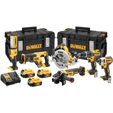 DeWalt DCK278P2 18v XR Twin Pack 5.0Ah Kit