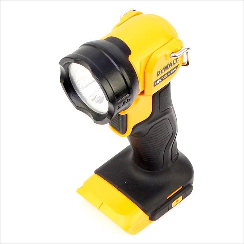 Lampe Ion Led Batterie Dewalt Sans Ni 18v Li Chargeur Dcl 040 Xr CxWrdBoe