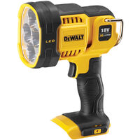 Dewalt DCL043 18V XR Cordless LED Spotlight Body Only