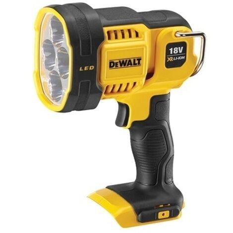 DeWalt DCL043 18V XR LED Job Site Spotlight (Body Only)