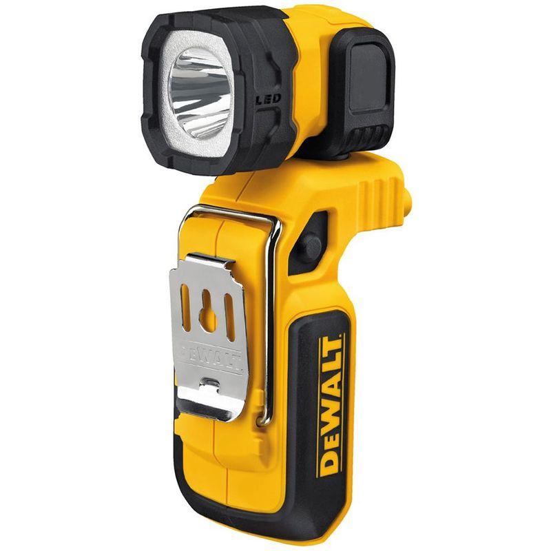 Unité Nue Dewalt DCL040 18 V sans Fil XR Li-ion DEL main Torche Spot Lumière Flash