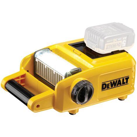 DeWalt DCL060 18V XR LED Area Light Body Only