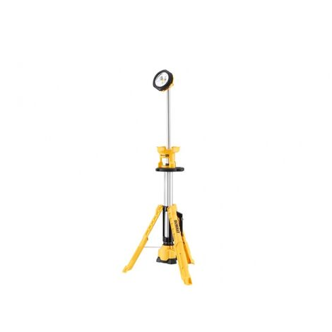 DeWalt DCL079-XJ 18v XR LED Tripod Light Bare Unit