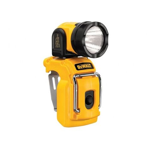 DeWalt DCL510N 10.8v Cordless LED Flashlight / Torch - Bare Unit