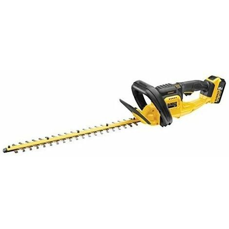 DEWALT DCM563P1-GB 18V XR Cordless Hedge Trimmer by DEWALT