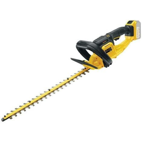 DeWALT DCM563PB-XJ 18V Outdoor Hedge Trimmer (Body Only)