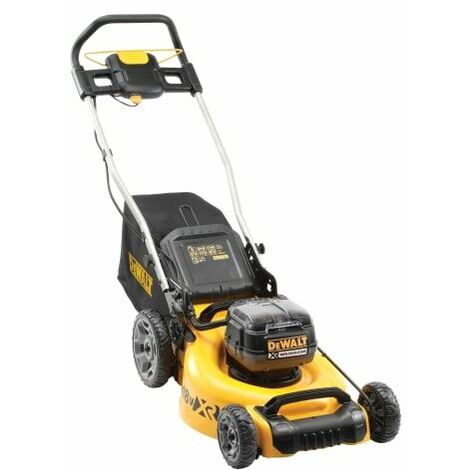 DCMW564RN XR Brushless Lawnmower 18V Bare Unit (DEWDCMW564RN)