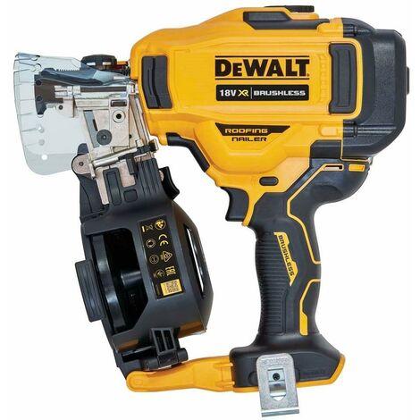 DeWALT DCN45RNN-XJ 18v XR Roofing + General Purpose Coil Nailer