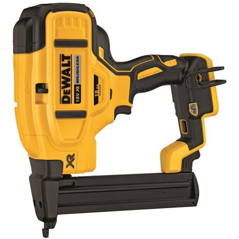 Dewalt DCN681N XR 18v Brushless 18G Narrow Crown Stapler Body Only:18V