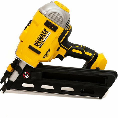 DeWalt DCN692N 18V XR Brushless Framing Nailer 90MM Body Only - 1st Fix