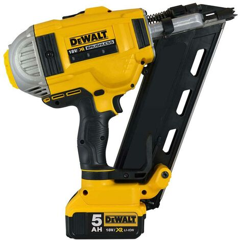 DeWalt DCN692P2 18v Brushless Cordless First Fix Nailer