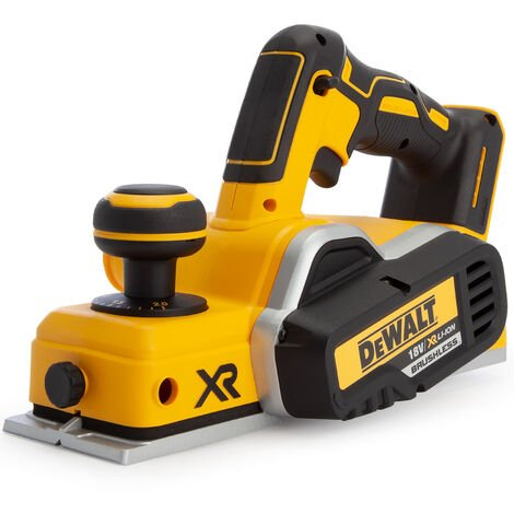Dewalt DCP580N 18V Li-ion Cordless Brushless 82mm Planer Body Only