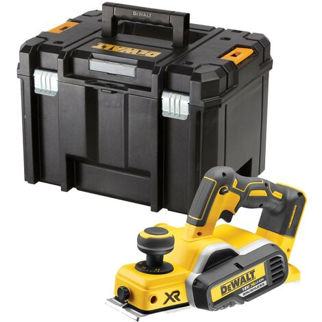 Dewalt DCP580N 18v XR Cordless Brushless Planer Bare TSTAK Case + Inlay DCP580NT