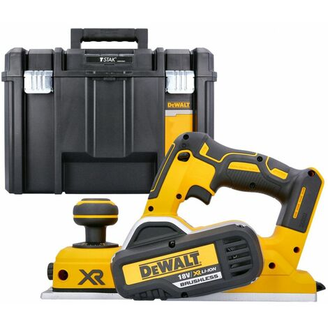 DeWalt DCP580N 18V XR Li-ion Brushless Cordless Planer With DWST1-71195 Case