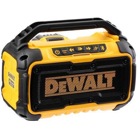 DeWalt DCR011 10.8v/18v/54v Bluetooth Speaker Body Only