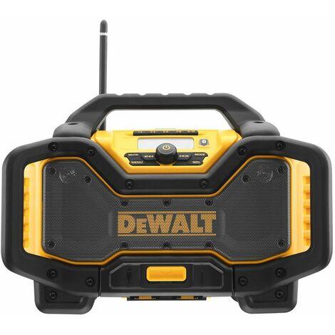 DCR020 Dewalt DCR020-QW Radio para Obras Dab bater/ía//Cable