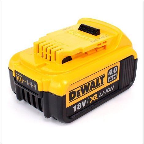 DeWalt DCS 391 NT Scie circulaire à main 18 V 165 mm + Lame de scie + Coffret de transport DeWalt TSTAK Box + 1x Batterie 4,0 Ah