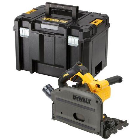 DeWalt DCS 520 NT Scie plongeante sans fil Flexvolt 54 V avec boîtier TSTAK VI - sans Batteries, ni Chargeur