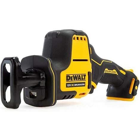Dewalt DCS312N 12v XR Cordless Compact Brushless Reciprocating Saw - Bare Unit