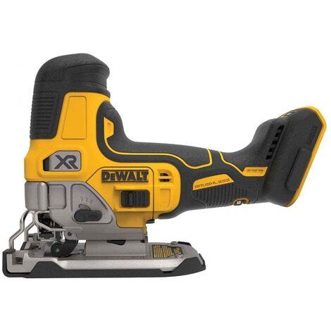 DeWalt DCS335N 18V XR Brushless Body Grip Jigsaw Bare Unit