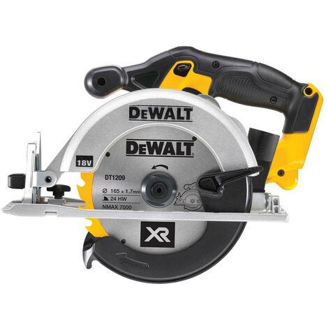 DeWalt DCS391N XR 165mm Circular Saw 18V (Body Only)