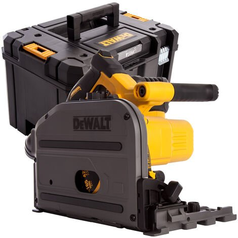 Dewalt DCS520NT 54V FlexVolt 165mm Plunge Saw Body Only in Tstak Box