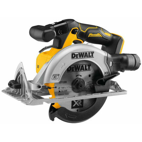 DeWalt DCS565N 18V XR 165mm Brushless Circular Saw (Body Only)