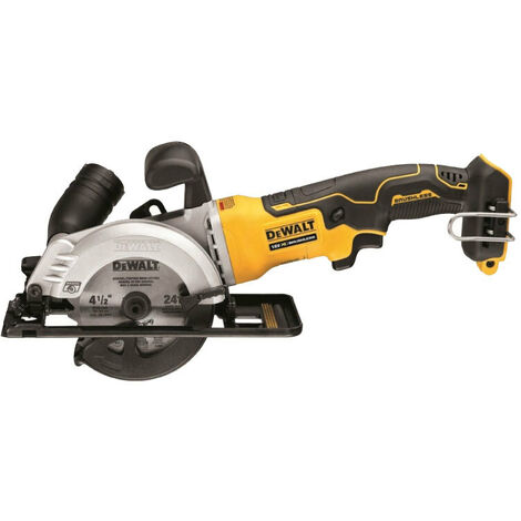 """main image of """"DeWalt DCS571N 18V XR Brushless 115mm Compact Circular Saw (Body Only)"""""""