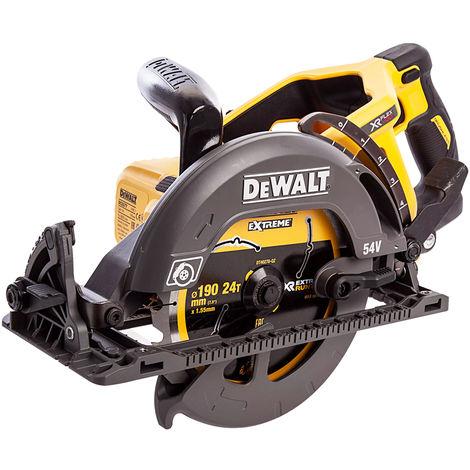 Dewalt DCS577N 54V FlexVolt 190mm Circular Saw Body Only:54V