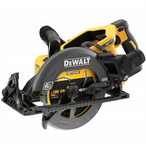 Dewalt DCS577N 54v XR Flexvolt Circular Saw High Torque 190mm Brushless - Bare